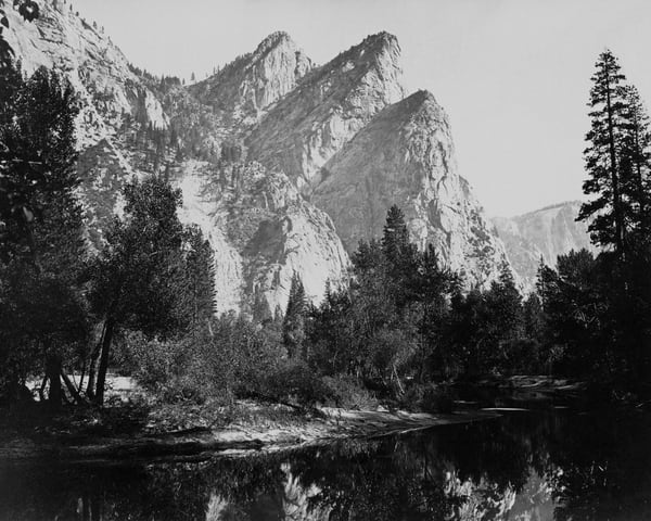 Three Brothers, Yosemite