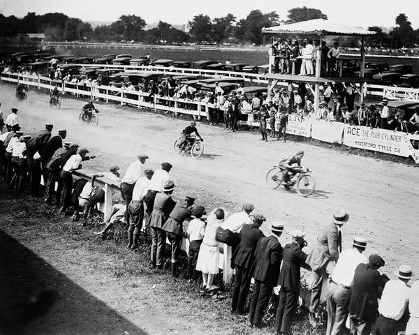 Unidentified Motorcycle Race