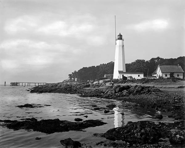 Light House Point, New Haven, CT