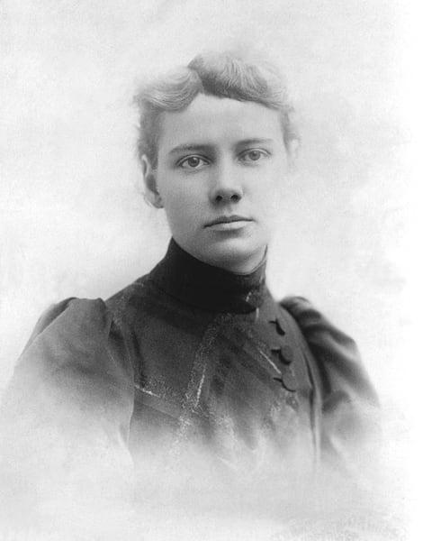 Elizabeth Cochran (aka Nellie Bly)