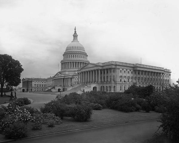 United States Capitol, Washington, DC.