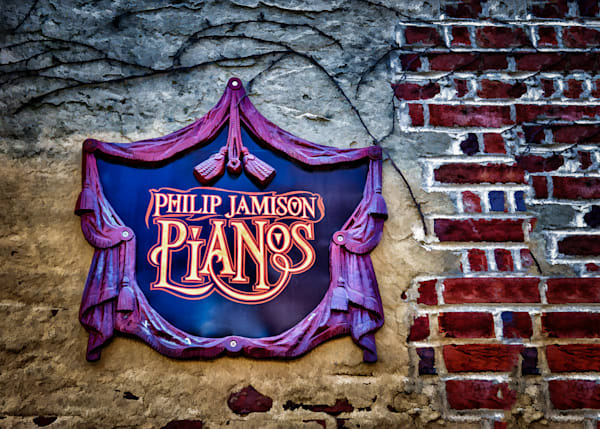 Jamison Pianos Fine Art Photograph | JustBob Images