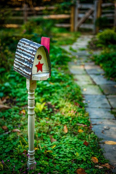 You've Got Mail Fine Art Photograph \ JustBob Images