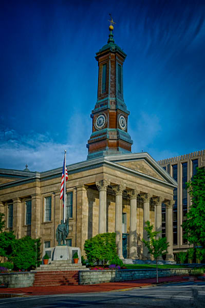 Old Court House Fine Art Photograph | JustBob Images