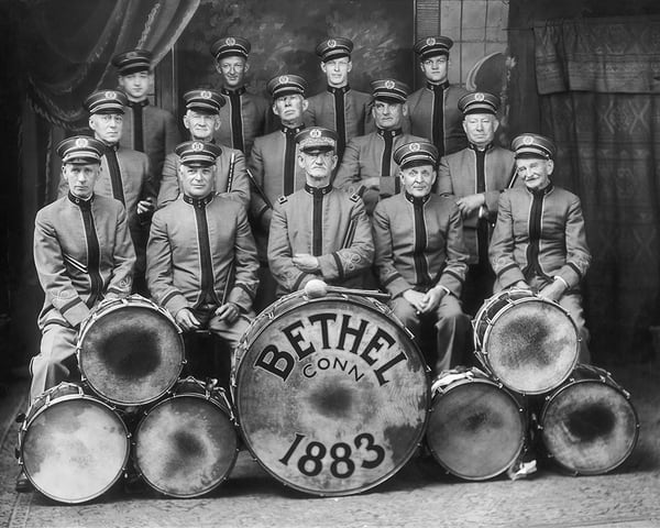 The Bethel Drum Corps