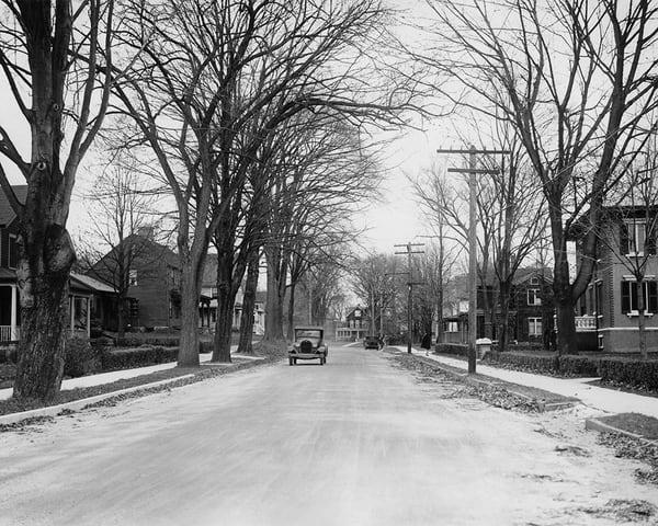 Blackman Avenue