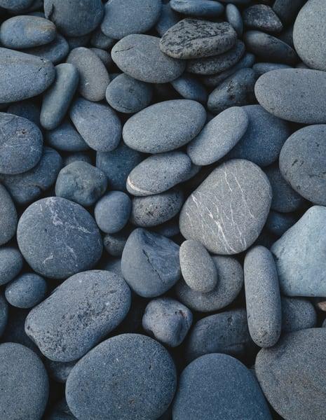 Beach rocks on Rialto Beach, Olympic National Park, Washington