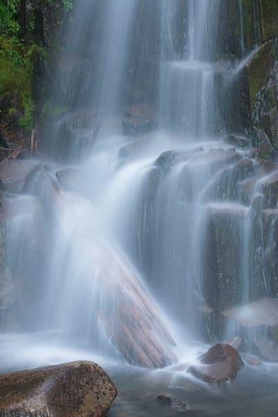 Stevens Creek Falls, Mt. Rainier National Park