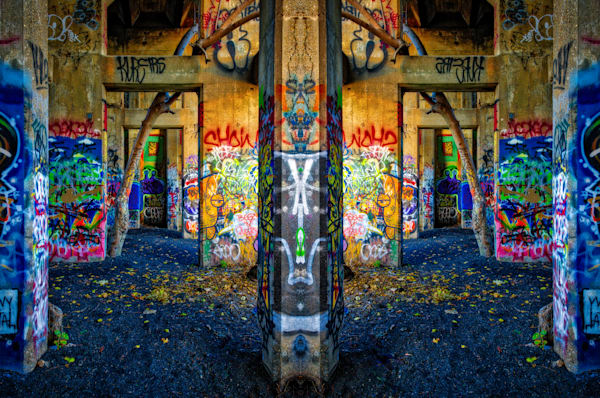 Mirror #8 Fine Art Photograph | JustBob Images