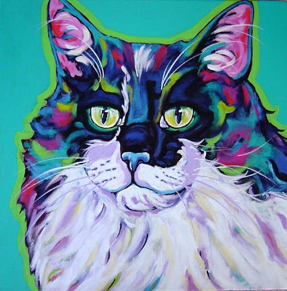 Tabby | Sally C. Evans Fine Art