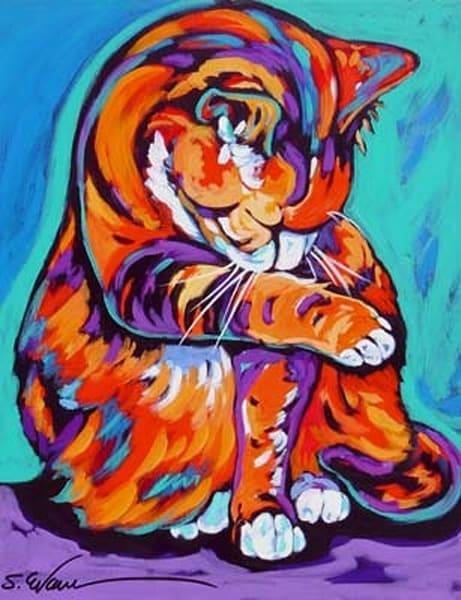 Mango | Sally C. Evans Fine Art