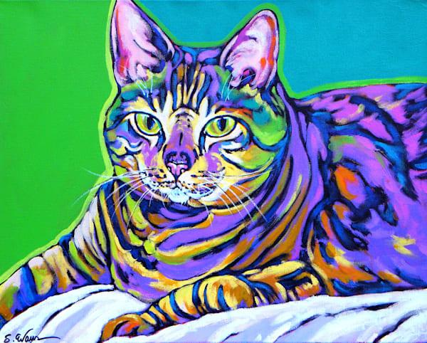 Misha | Sally C. Evans Fine Art
