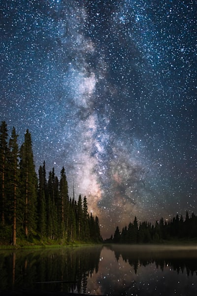 Bonfire Of The Stars Photography Art | Jon Blake Photography