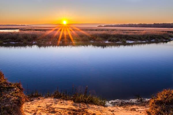 Skidaway Island Sunrise