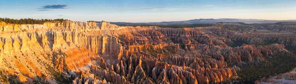 Fine art print of sunrise on Bryce Canyon National Park, Utah