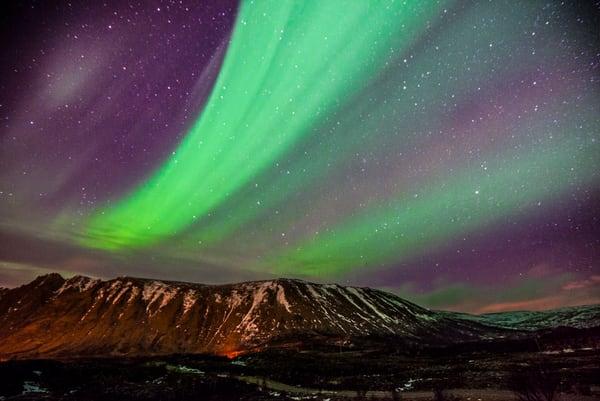 Aurora & Lava