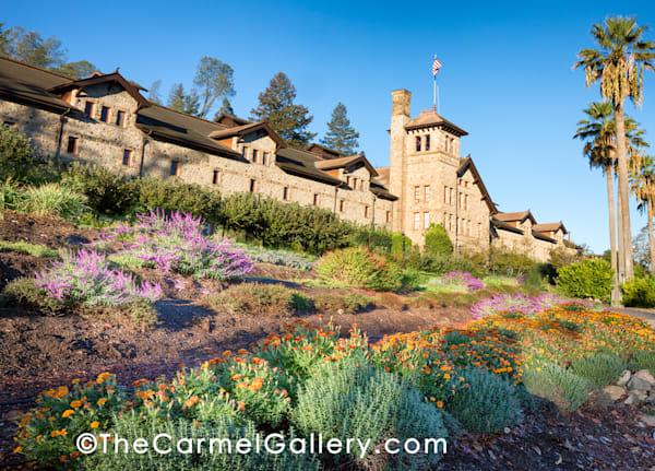 Spring Morning Culinary Institute Art | The Carmel Gallery