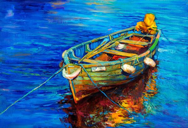 Boat Portrait I - DPC_80061614