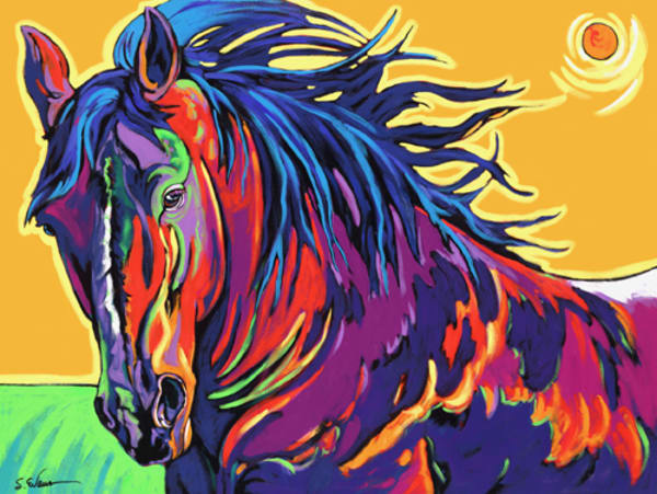 Crazy Horse | Sally C. Evans Fine Art