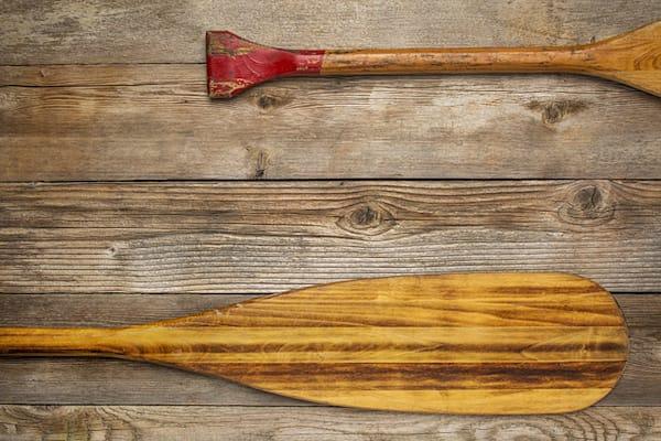 Canoe Paddle Blades - DPC-64540539