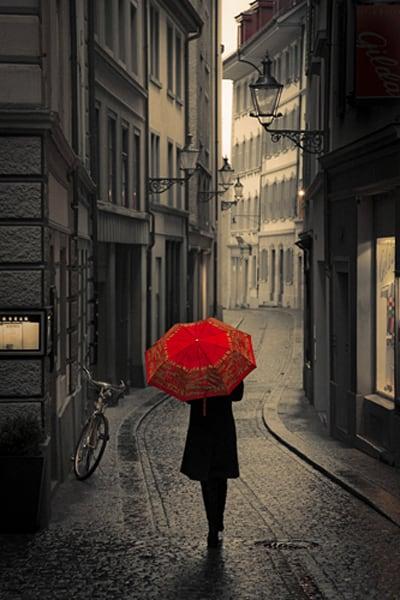 Red Rain, C783D