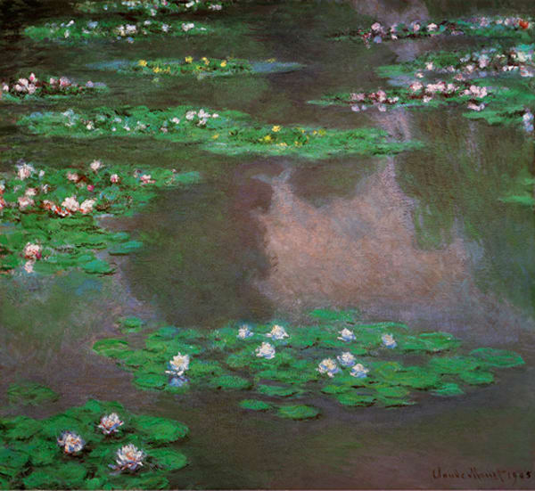 Water Lilies 1, MASCOL90338
