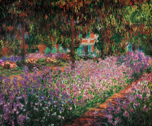 Le Jardin De L'Artiste A Giverny, MASCOL90325