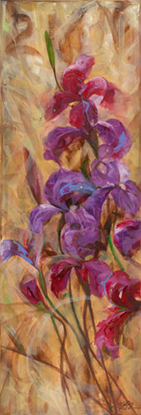 Bearded Iris V, LIBO131330