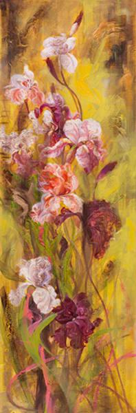 Bearded Iris II, LIBO131327