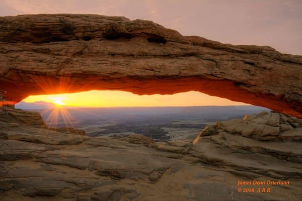 Mesa Arch,Moab Utah