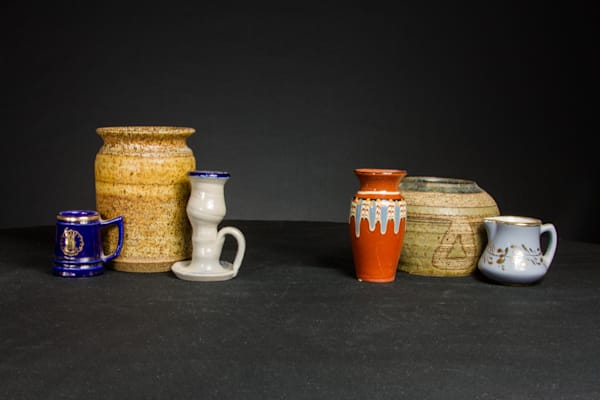 Fine Art Photographs of Cups and Vases by Michael Pucciarelli