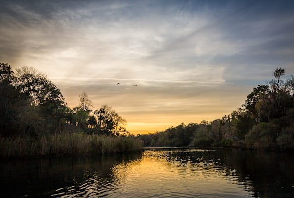 Chassahowitzka River, Florida, Landscape, Photography, Sunset,