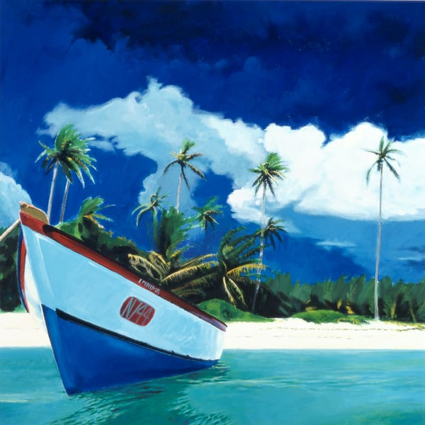 St. Kitts Boat