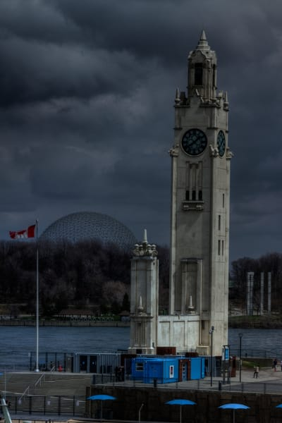 Fine Art Photographs of Montreal by Michael Pucciarelli