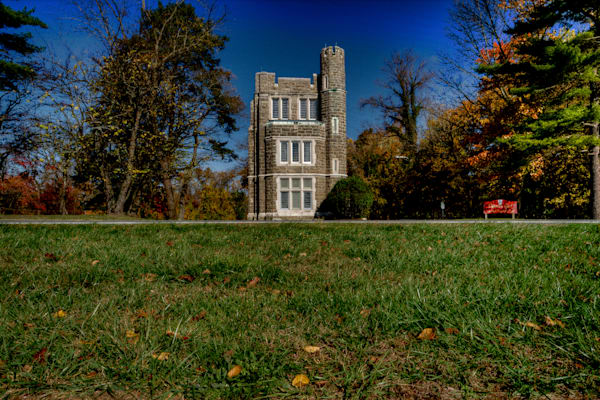 Fine Art Photograph of Historic House in Valley Forge by Michael Pucciarelli