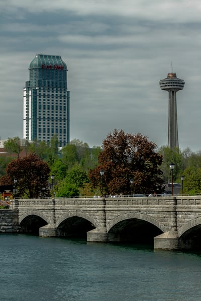 Niagara Colors of Ontario Photograph