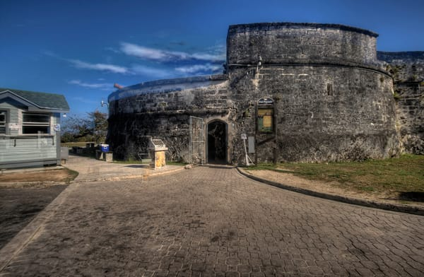 Fine Art Photograph of Fort Fincastle by Michael Pucciarelli