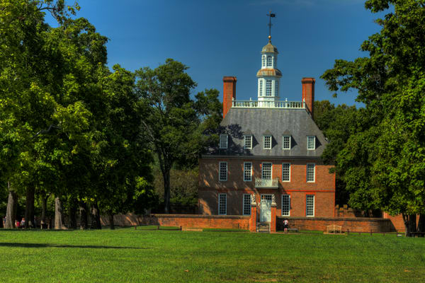 Colonial Williamsburg Fine Art Photograph by Michael Pucciarelli