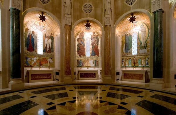 Basilica of the Immaculate Conception Fine Art Photograph by Michael Pucciarelli
