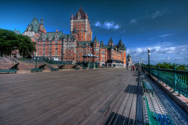 Fine Art Photographs of Quebec by Michael Pucciarelli