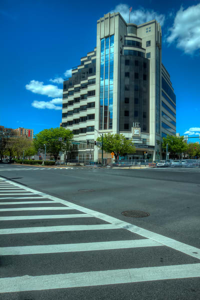 A  Fine Art Photograph of an Interesting Silver Spring by Michael Pucciarelli