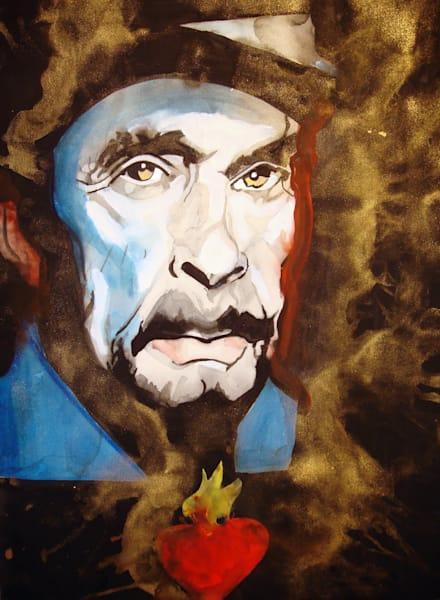 Merle Haggard Art | William K. Stidham - heART Art