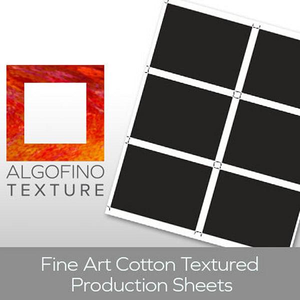Algofino Textured Production Sheets