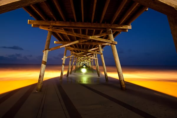 Pier Pressure Photography Art | Jon Blake Photography