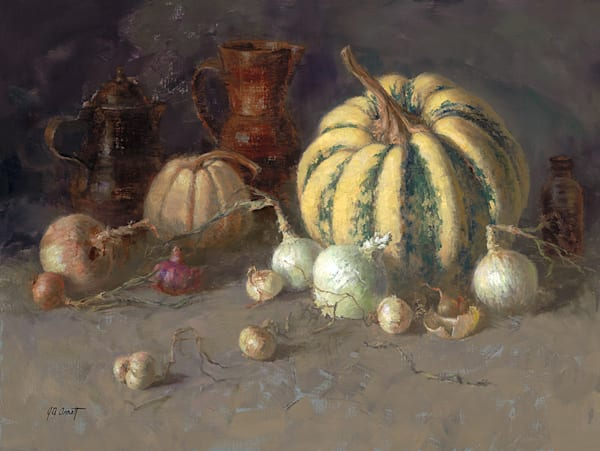 The Strange And Wonderful Pumpkin, Joe Anna Arnett