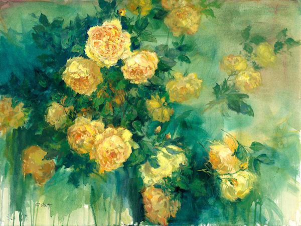 Yellow Rose Dialogue, Joe Anna Arnett