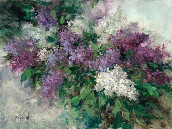 Canyon Road Lilacs, Joe Anna Arnett