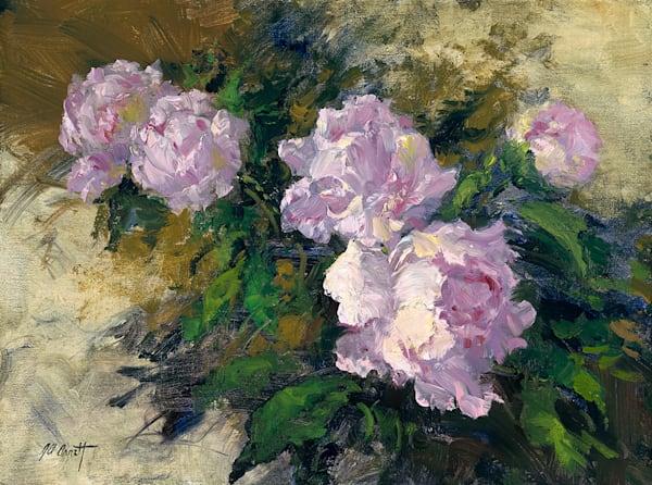 Pale Peonies, Joe Anna Arnett
