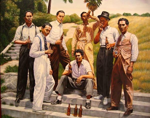 Homeboys Circa 1936