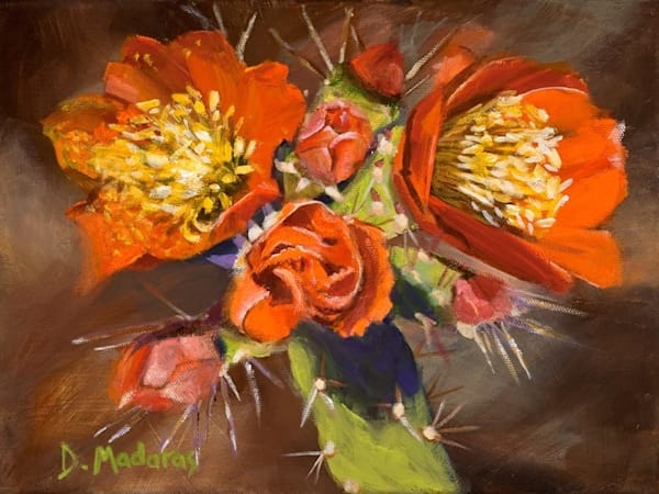 Arizona Rose | Southwest Art Gallery Tucson | Madaras